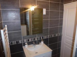 A bathroom at Location Appartement courte durée