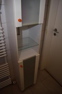 A bathroom at City Apartment Ferienwohnung Bremen
