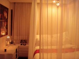 A bathroom at SSA001 - Cobertura de luxo para 2 pessoas em Salvador