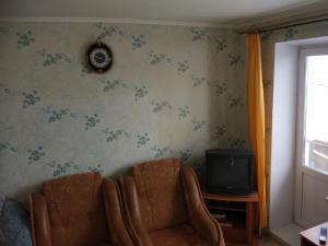 Гостиная зона в Квартира Миротворцева