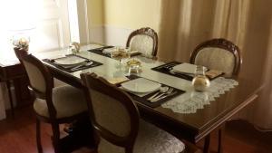 Ristorante o altro punto ristoro di Palazzo Salini - Deluxe Apartment