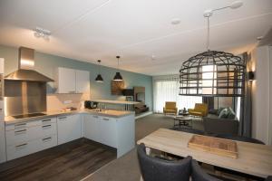 A kitchen or kitchenette at Vlierijck