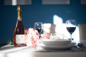 Напитки в Adua Apartments ItalianFlat