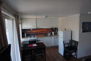 Kjøkken eller kjøkkenkrok på Northcape Seapark