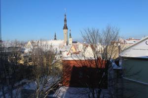 Tallinn City Apartments Old Town Suites talvel
