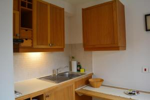 A kitchen or kitchenette at Studios2Let - North Gower
