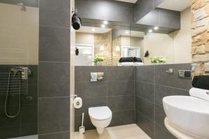 A bathroom at VIP Apartamenty Stara Polana
