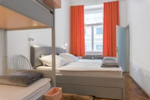 Postelja oz. postelje v sobi nastanitve Munda House