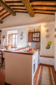 Hall o reception di Holiday Home Arpicella