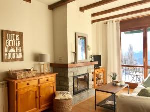Berde - Precioso apartamento en Cerler, vistas espectaculares