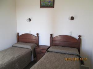 Una cama o camas en una habitación de Edificio Sole Mio