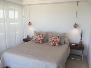 Cama o camas de una habitación en Look Brava