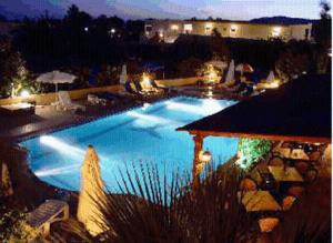 A view of the pool at Summer Memories Aparthotel or nearby