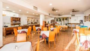 Ресторан / где поесть в Blue Sea Apartamentos Callao Garden