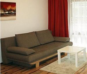 Area soggiorno di Traditional Apartments Vienna