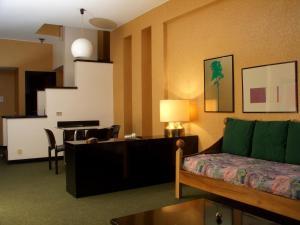 Area soggiorno di Residence Domus