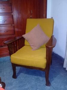 Un lugar para sentarse en Departamento Colonial Marcelo