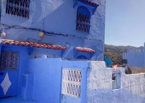 Casa Meryem during the winter
