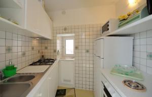 A kitchen or kitchenette at That's Atrani