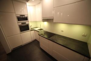 Kuchnia lub aneks kuchenny w obiekcie Apartament No.5