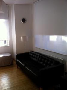 A seating area at Apartment Art Déco Deuxième