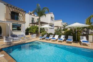The swimming pool at or near Villa Mylos 7