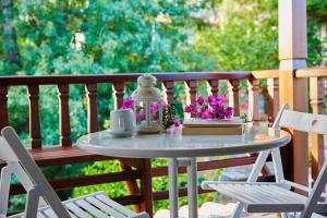 Balcone o terrazza di Alp Suites Lavanta