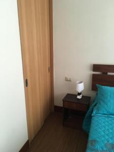 Cama o camas de una habitación en Mandala House