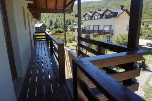 Un balcón o terraza en Altos del Catedral