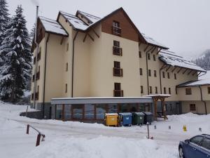 Apartman Jasná Lúčky v zime