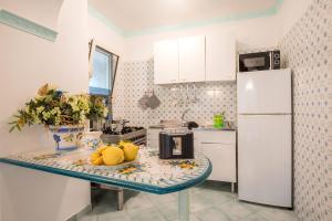 مطبخ أو مطبخ صغير في Ricciolo d'oro 2