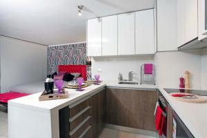 Una cocina o zona de cocina en Espacio Arauco