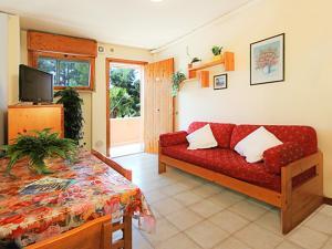 Area soggiorno di Residence Isola Verde Cisanello