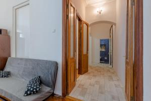 Гостиная зона в Welcome Home Apartments Nevsky 72