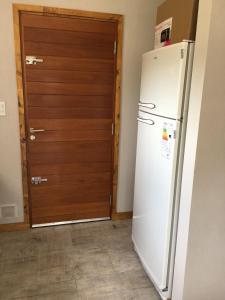 Una cocina o kitchenette en Complejo Rafina Villa Gesell