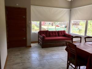 Un lugar para sentarse en Complejo Rafina Villa Gesell