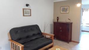 Un lugar para sentarse en Apartamento Tromen