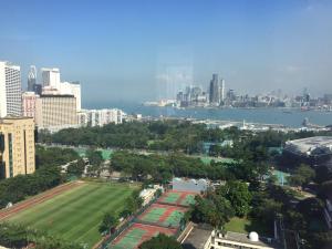 A bird's-eye view of Little Tai Hang