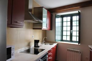 Una cocina o zona de cocina en Casa Pedrosa