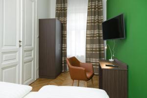 טלויזיה ו/או מרכז בידור ב-Vienna Stay Apartments Castellez 1020