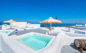 Πισίνα στο ή κοντά στο Kadia Traditional Residences