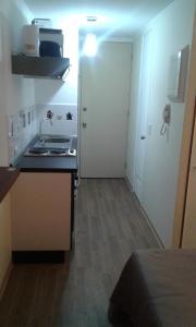 Una cocina o zona de cocina en El Shadday