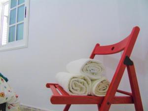 A seating area at Casa El Muellito