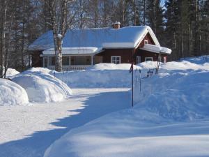 Eriksdotters Brukslogi under vintern
