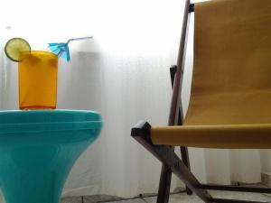 Un baño de Apart lindo e bem localizado