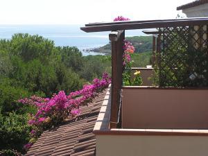 """Balcone o terrazza di Residence """"Il Sestante"""""""