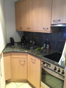 A kitchen or kitchenette at Millennium