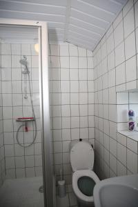 A bathroom at Vroeleneind