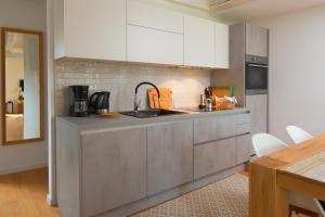 Küche/Küchenzeile in der Unterkunft Casa Bel Olivo