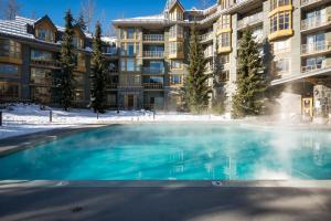 The swimming pool at or near Cascade Lodge by ResortQuest Whistler